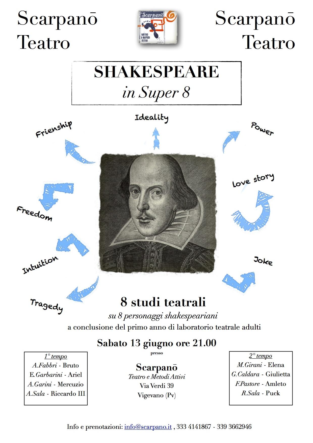 shakespeare in super 8 j