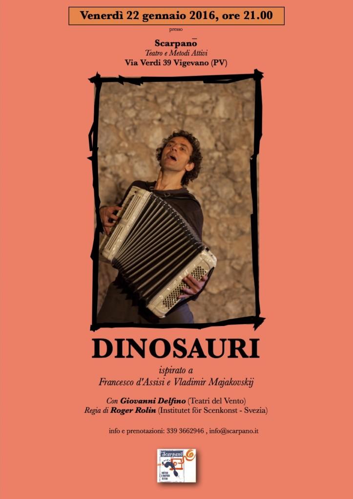 dinosauri 22 gennaio