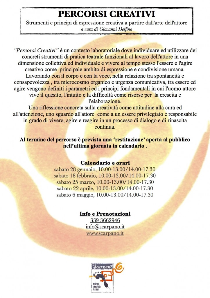 interventi creativi x elementi j